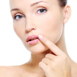 как убрать морщины вокруг рта