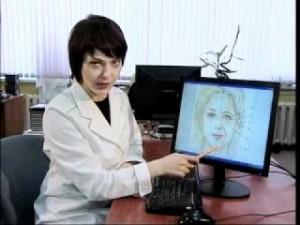 объемное моделирование лица