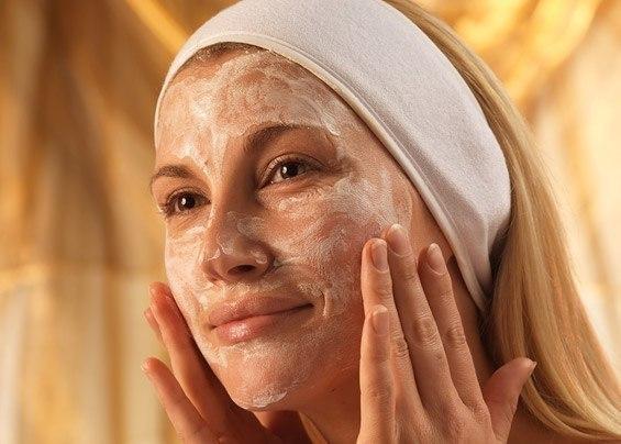 как делать маску для лица