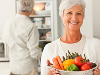 Поддержка иммунитета в преклонном возрасте